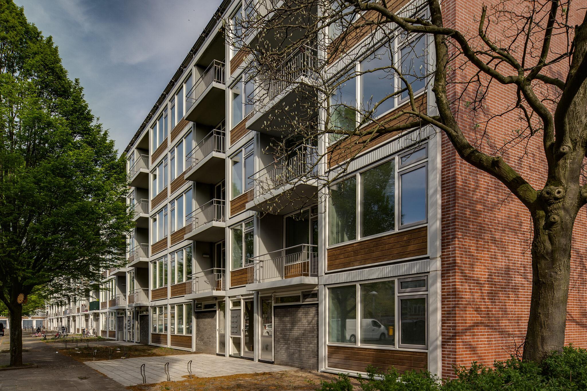 Renovatie NOM flat door Nieuw Utrechts Peil